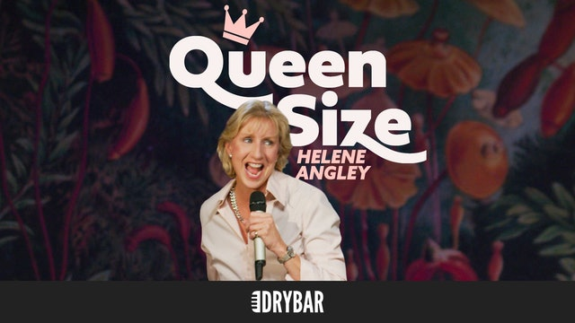 Helene Angley: Queen Size