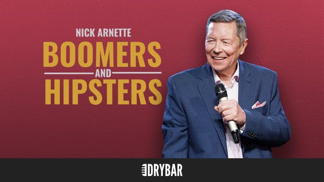 Nick Arnette: Boomers and Hipsters