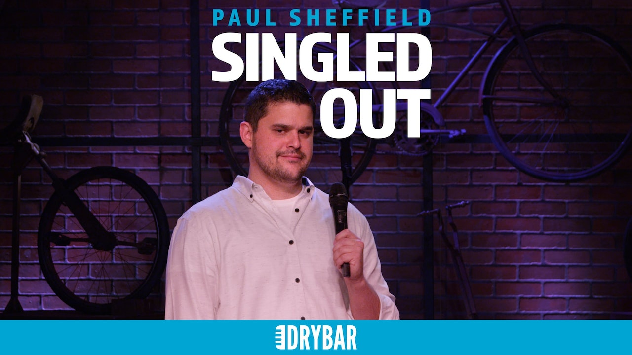 Paul Sheffield: Singled Out