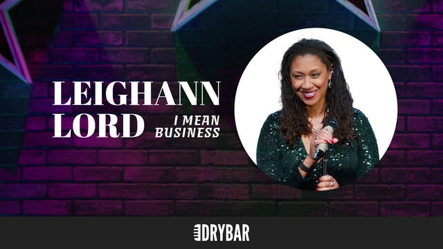 Leighann Lord: I Mean Business