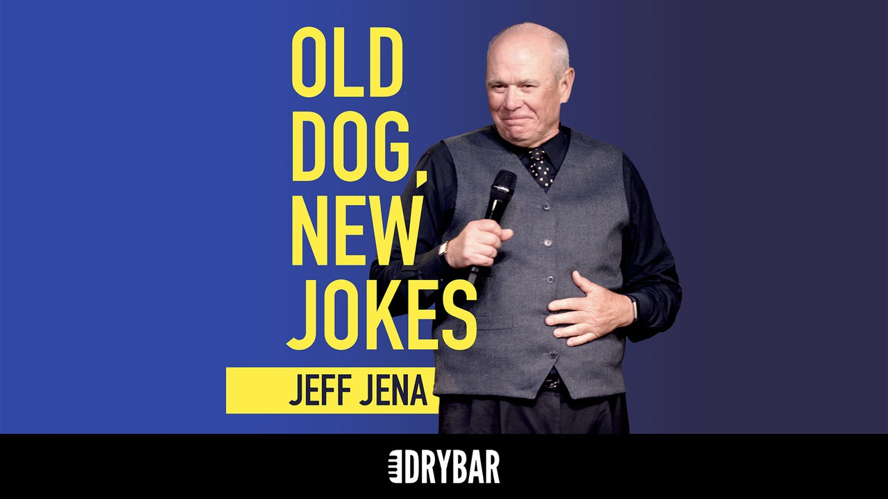 Jeff Jena: Old Dog, New Jokes