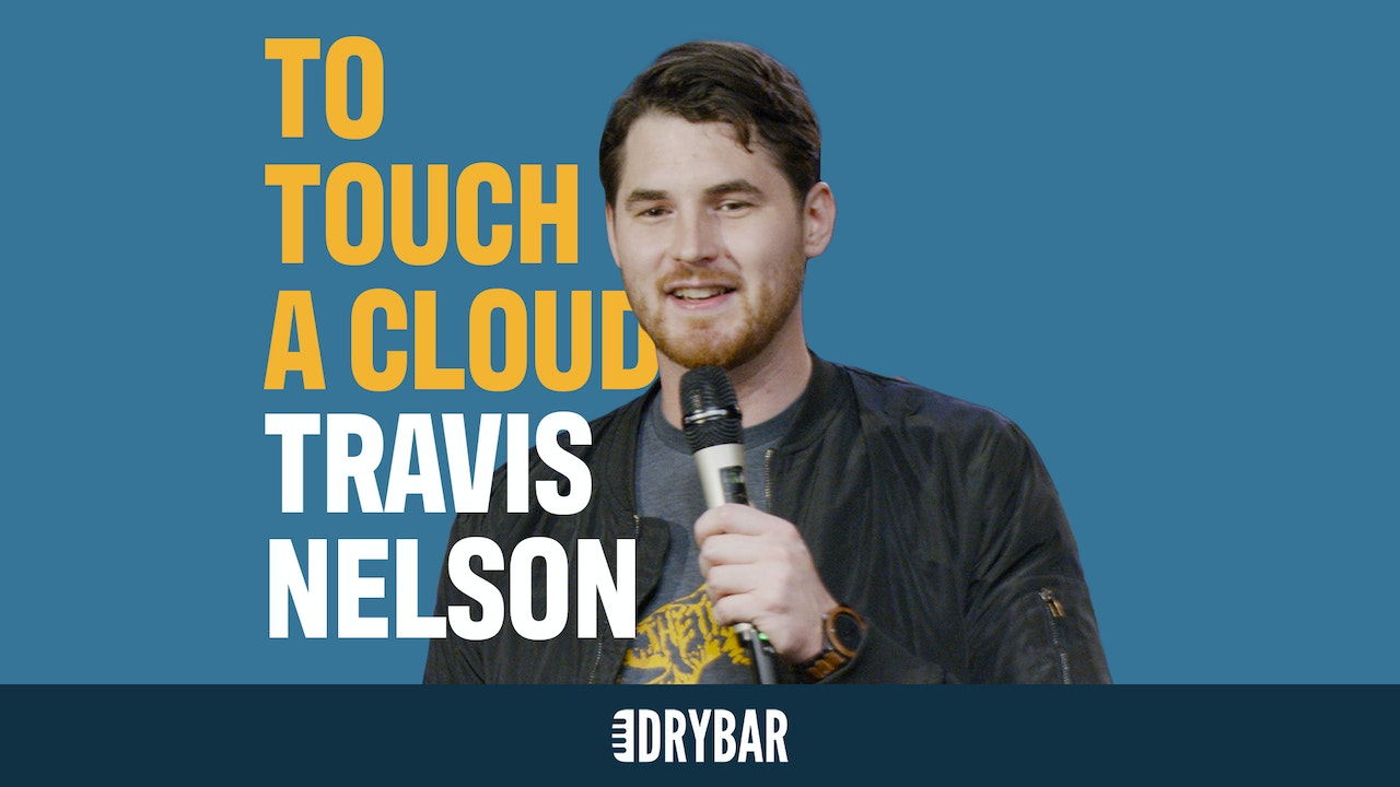 Travis Nelson: To Touch A Cloud