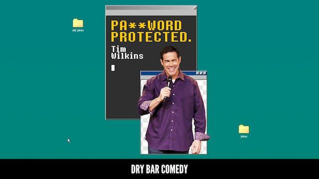 Tim Wilkins: Password Protected