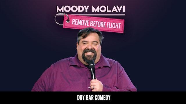 Moody Molavi: Remove Before Flight