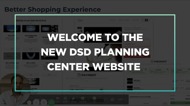 Welcome to the new DSD Planning Center website