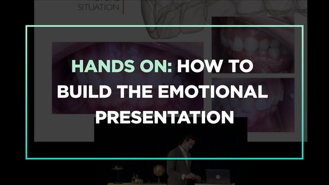 Hands on: how to build the Emotional Presentation