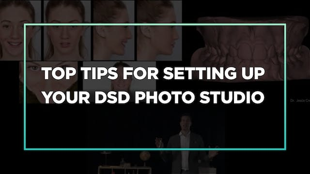 Top tips for setting up your DSD photo studio