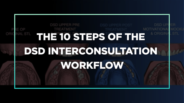 The 10 steps of the DSD interconsultation workflow