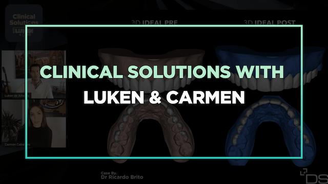 Clinical solutions with Luken & Carmen