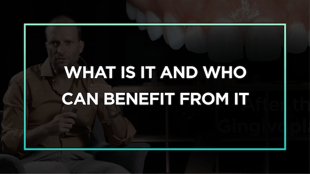 What is it and who can benefit from it
