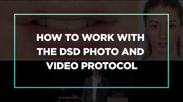 How to work with the DSD photo and video protocol