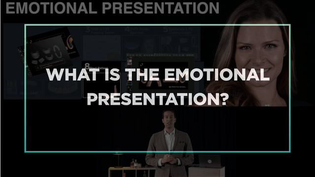 What is the Emotional Presentation?