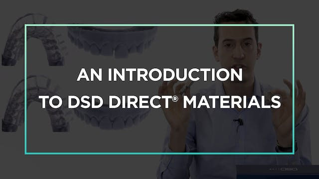 Bonus Content: An introduction to DSD Direct® materials