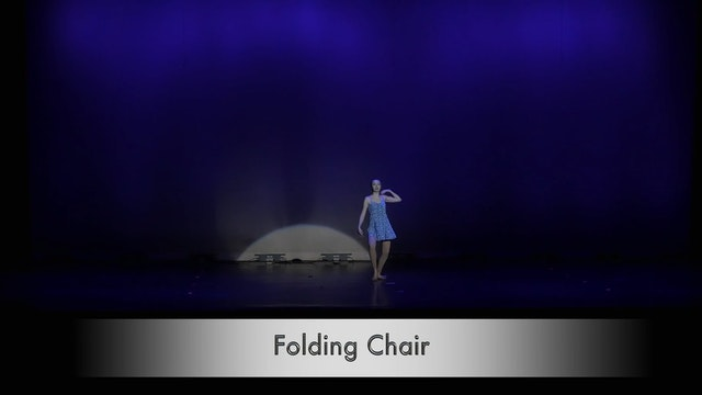 19 Folding Chair