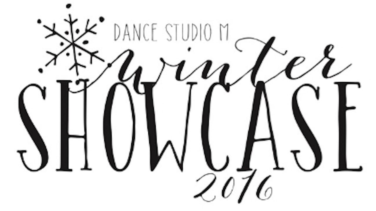 Winter Showcase 2016