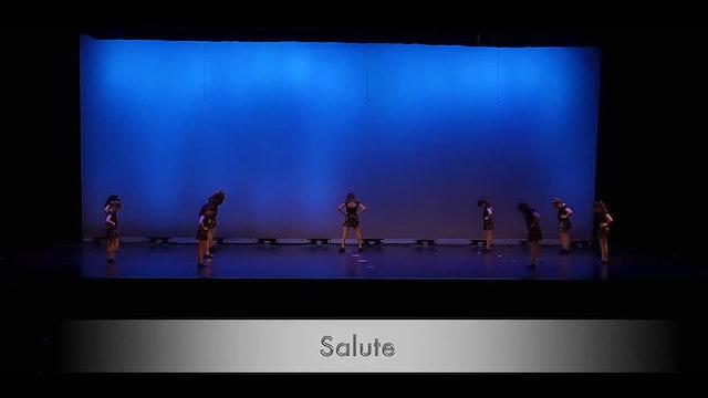 Tuesday-7-Salute