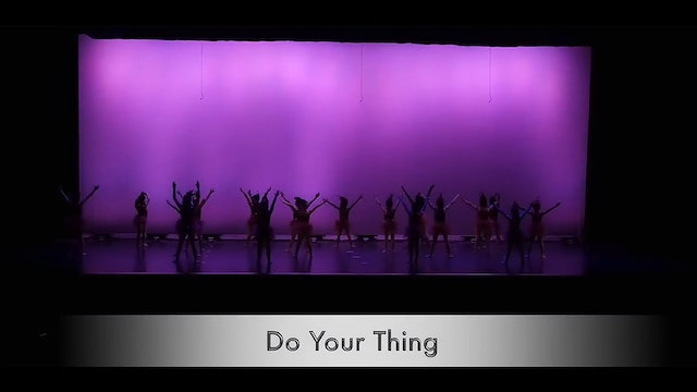 Tuesday-8-Do Your Thing