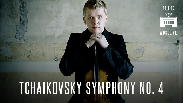 Artwork for Tchaikovsky and a New Violin Concerto