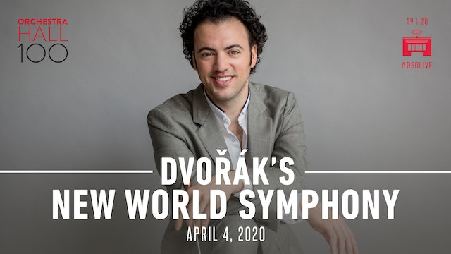 Two New Works by American Composers, plus Dvorák
