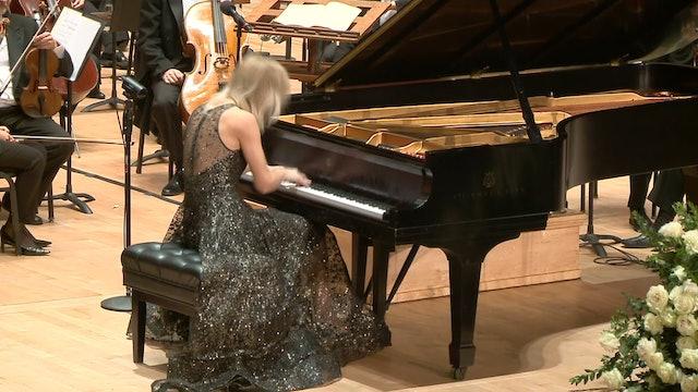 Encore: Sergei Prokofiev Four etudes, Op. 2 No. 4 in C minor Presto energico
