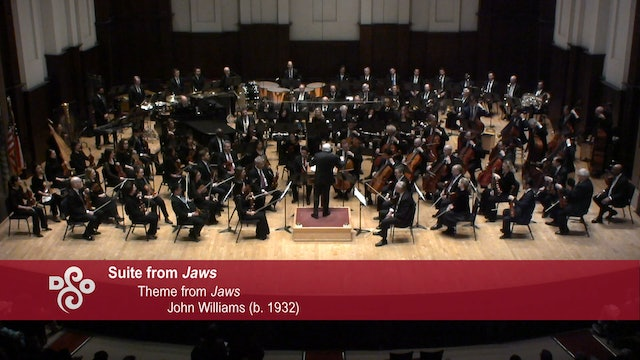 "Artwork for John Williams Suite from ""Jaws:"" Theme from ""Jaws"""