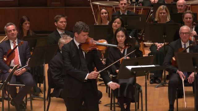 Artwork for Encore: Eugène Ysaÿe Sonata No. 3 for Solo Violin Op. 27 No. 3 Ballade