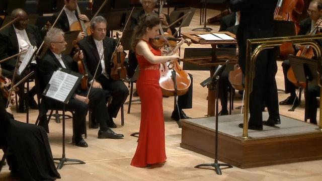 Artwork for Leonard Bernstein Serenade for Violin and Orchestra