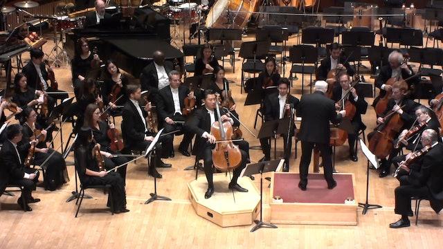 "Artwork for Leonard Bernstein Three Meditations from ""Mass"""