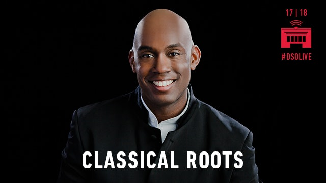 Artwork for Classical Roots 2018