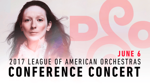 Artwork for League of American Orchestras Conference Concert