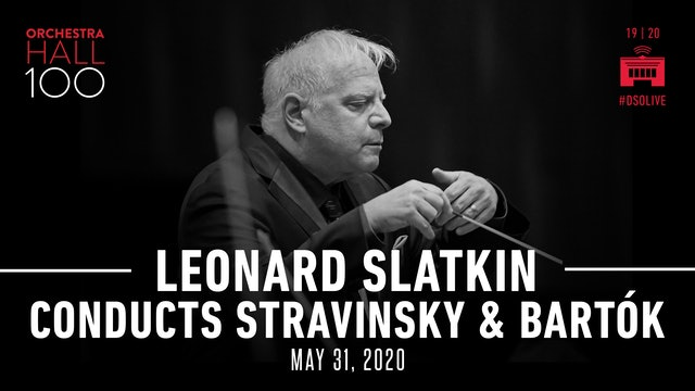 Slatkin and Ohlsson share Brahms