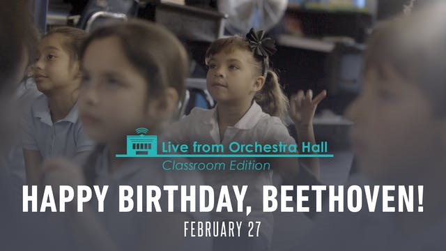 Classroom Edition: Happy Birthday, Be...