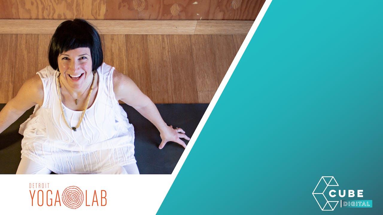 Yoga + Live Music: Techno Edition