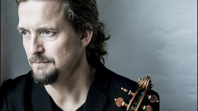 Artwork for Christian Tetzlaff plays Brahms