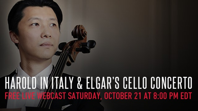 Artwork for (2) Leonard Slatkin Leads Berlioz, Elgar with DSO Principals
