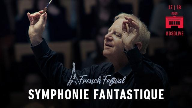 Artwork for 2018 French Festival: Berlioz's Symphonie fantastique