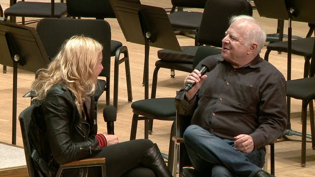 Storm Large in conversation with Leon...