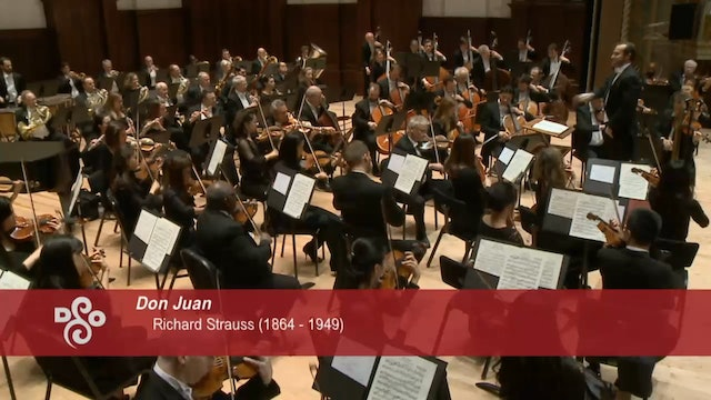 "Richard Strauss ""Don Juan,"" Op. 20"
