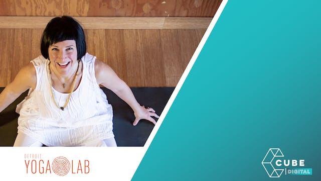Yoga + Live Music: Techno Edition - Part 2