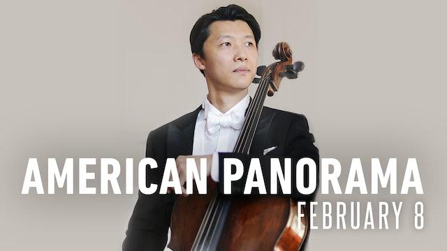 Artwork for American Panorama