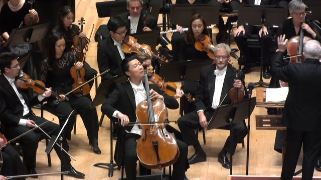 Edward Elgar Concerto for Cello and Orchestra, Op. 85