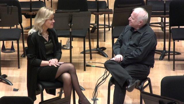 Leonard Slatkin Interviews Olga Kern