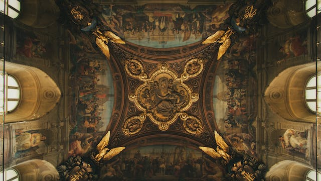 A Baroque evening with Dmitry Sinkovs...