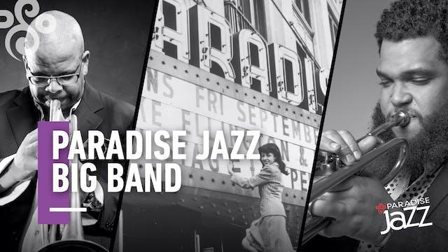 Paradise Jazz Series Big Band