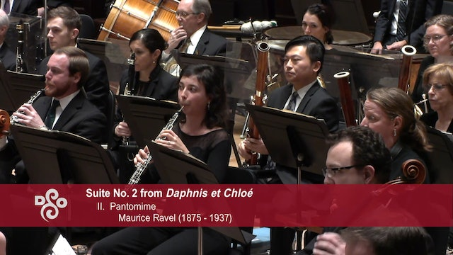Artwork for Maurice Ravel Daphnis et Chloe Suite No. 2