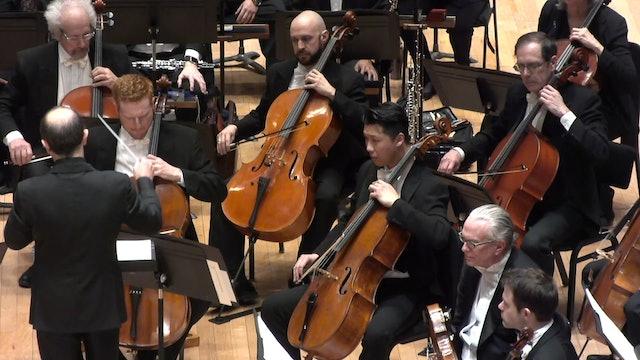Jean Sibelius Concerto for Violin and Orchestra