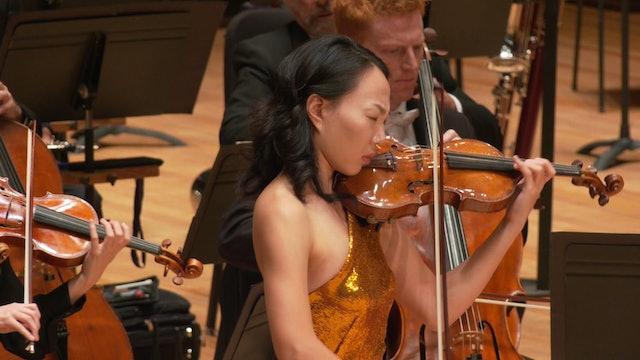 Artwork for Max Bruch Violin Concerto in G minor