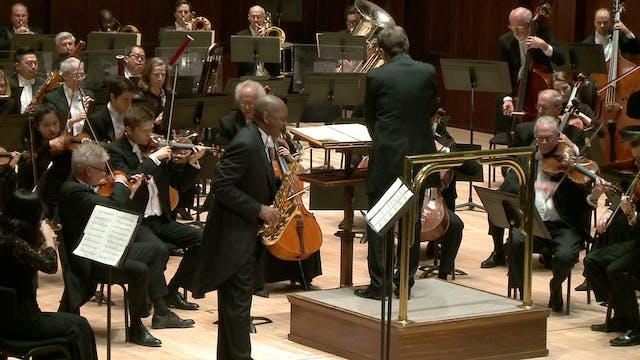 Gabriel Prokofiev Saxophone Concerto