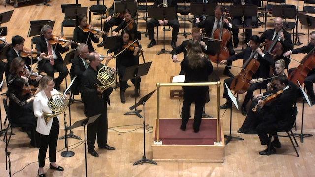 Artwork for F.J. Haydn Concerto for Two Horns in E-flat Major