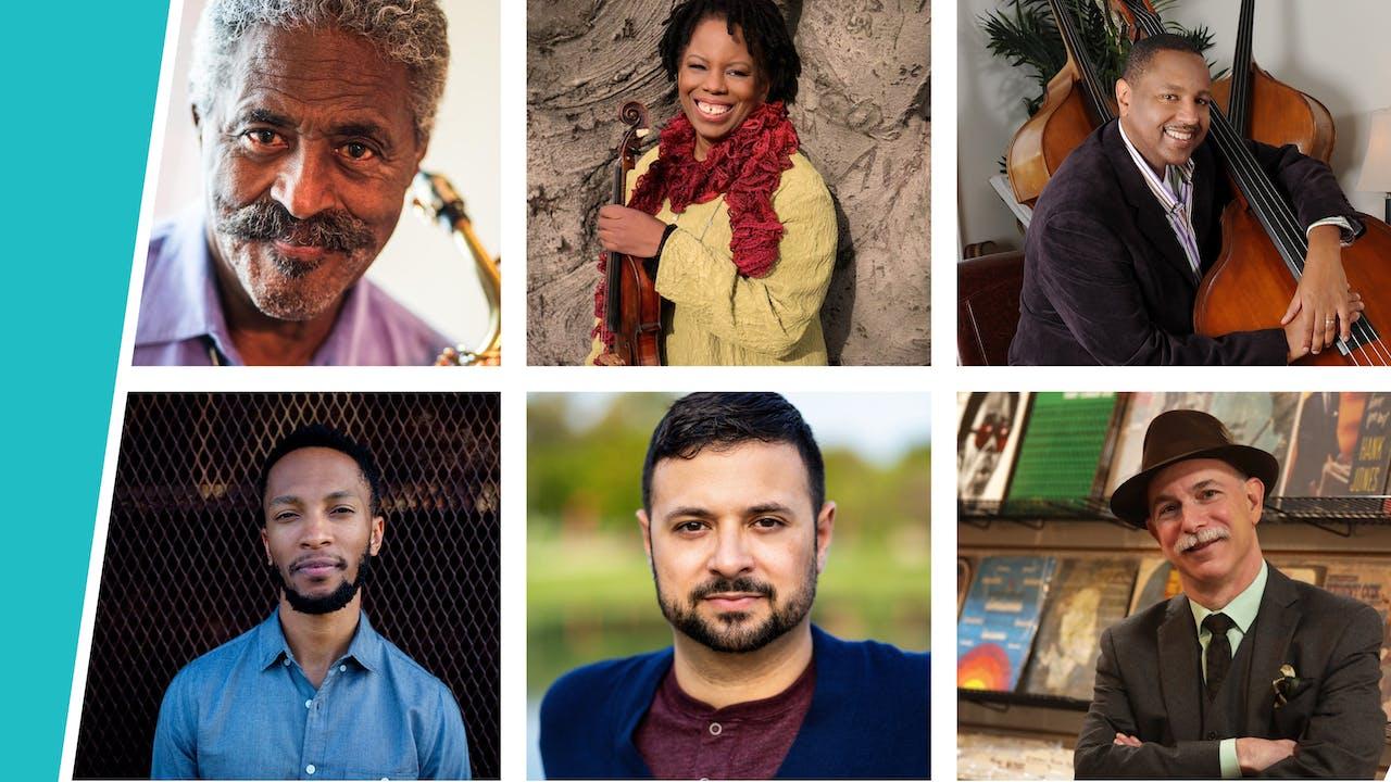 Jazz from Detroit: Virtual Music Marathon